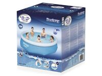 Bestway Fast Set swimming pool -10foot
