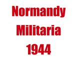 Normandy Militaria 1944