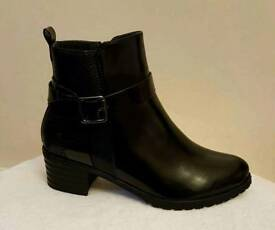 Chelsea black work or casual boots