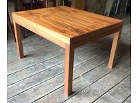 Mid Century Rosewood Coffee Table