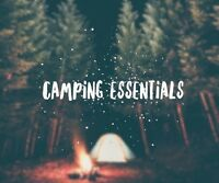 Camping with Essential Oils