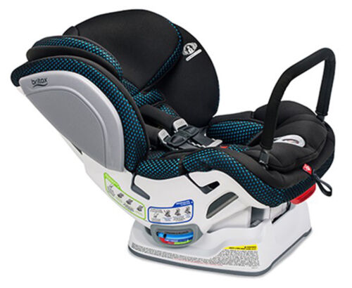 Britax Advocate Clicktight ARB Convertible Car Seat Child Safety Cool Flow Teal