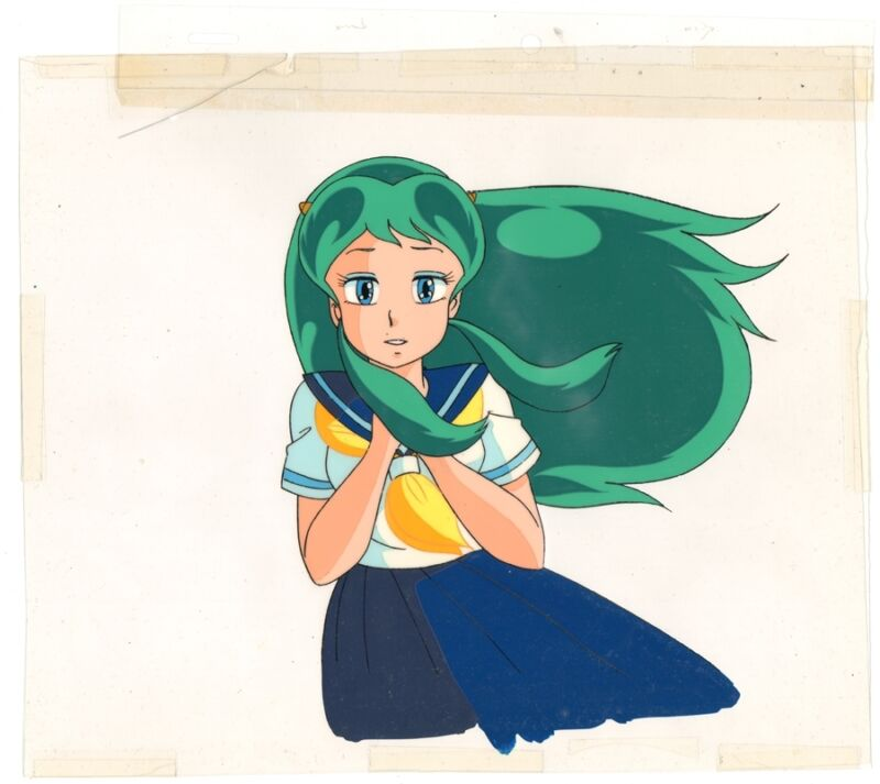 Anime Cel Urusei Yatsura #235