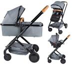 X-Adventure Icon 3-in-1 Shade Kinderwagen incl. Autostoel...