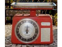 Genuine vintage Tower kitchen scales
