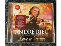 Andre Rieu CD and DVD