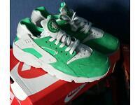 Nike air huarache green 8.5