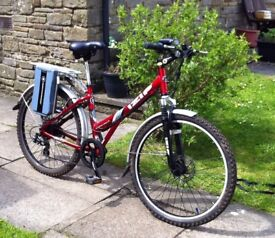 Eco Electric Bike - IZIP