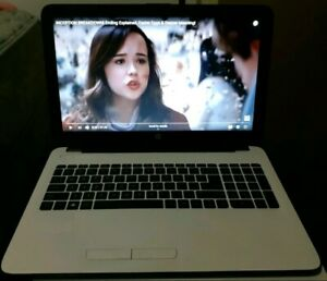 Hp Laptop for sale - Very less used