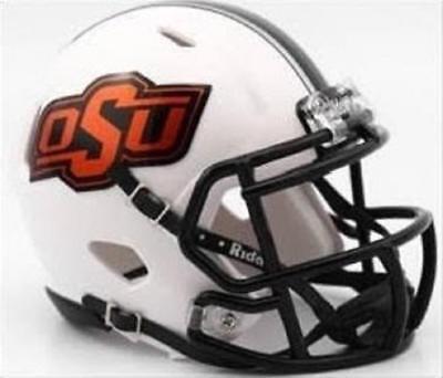 Oklahoma State Cowboys Mini Speed Replica Helmet [NEW] Miniature Desk Office