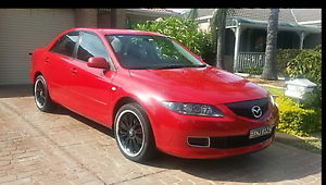 2006 Mazda 6 Auto, Low kms Glenwood Blacktown Area Preview
