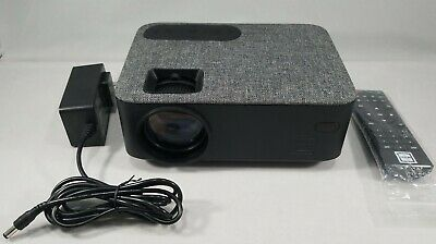 RCA 480p Home Theater Projector (RPJ143-BLACK)