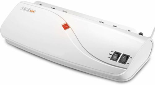 Thermal Laminator, Hot & Cold Laminating Machine with Two Heat Settings, ABS But