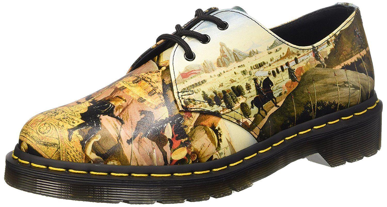 7e3e3e04c44 Dr Martens Mens 1461 DAntonio leather laceup shoes Size UK 10 UK 11 UK 12