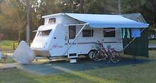 2003 Jayco Heritage Single Axle Pop Top South Brighton Holdfast Bay Preview
