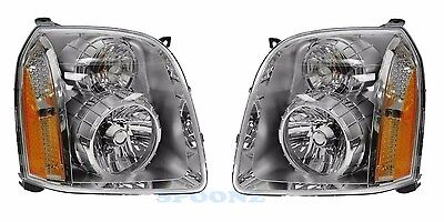 FLEETWOOD DISCOVERY 2014 2015 2016 HEADLIGHT HEAD LIGHTS LAMPS RV - SET