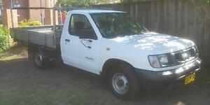 1999 Nissan Navara dx 2.4 REBUILT ENGINE!!! 12 MONTHS REGO!! Epping Ryde Area Preview