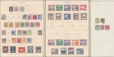 Cyprus collection (pre-1940)