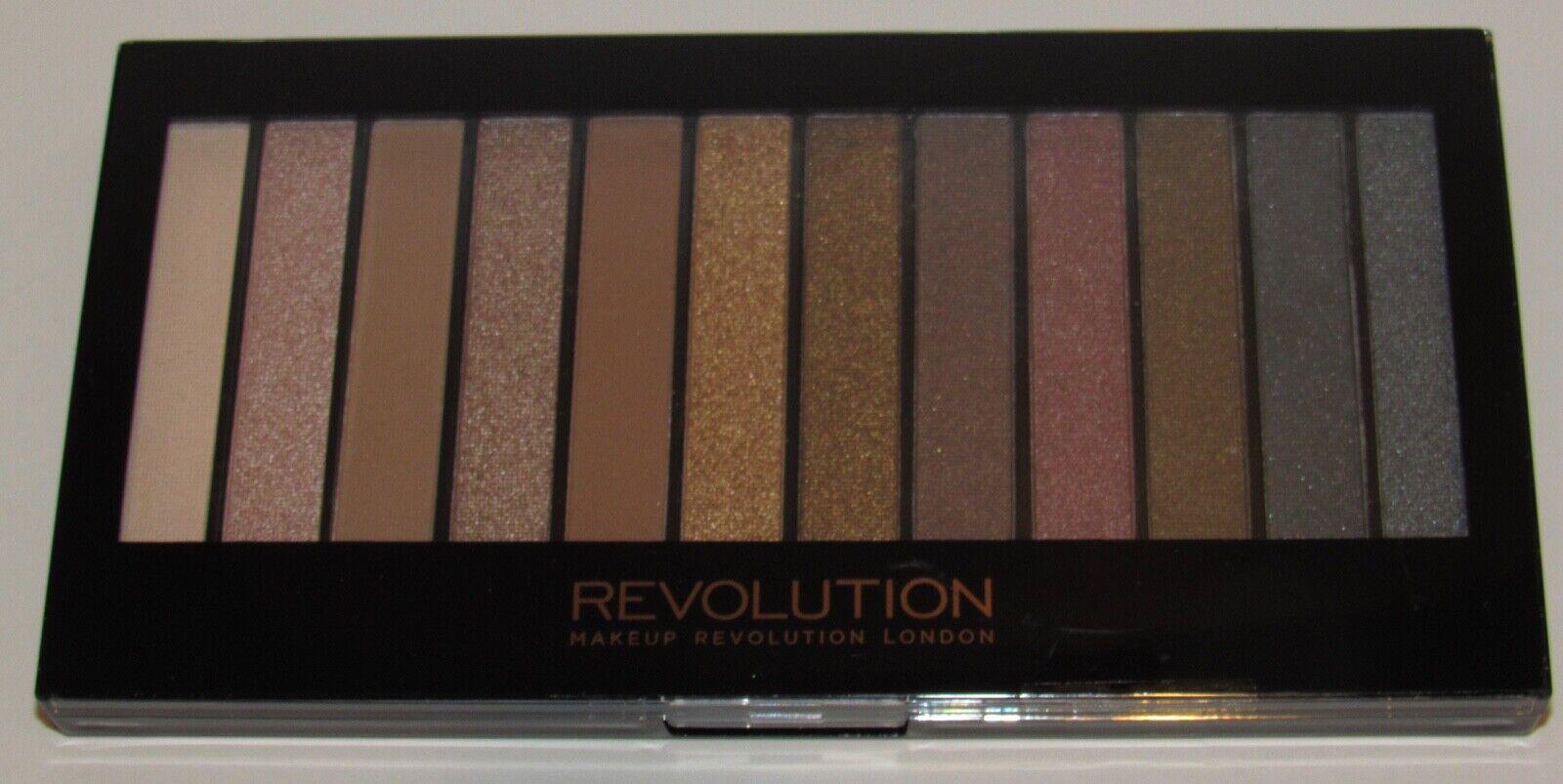 Makeup Revolution Redemption Eyeshadow Palette Iconic 1*Comp