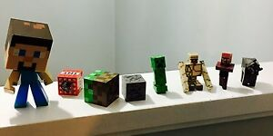 ***MINECRAFT*** $25 the lot Bradbury Campbelltown Area Preview
