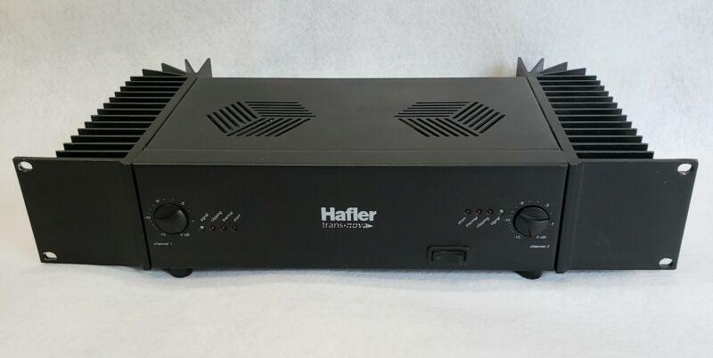Hafler Trans-Nova P-3000 Power Amplifier