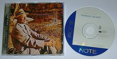 THE HORACE SILVER QUINTET – SONG FOR MY FATHER CD - Blue Note