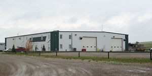 This well situated Industrial Space, just off Highway #1