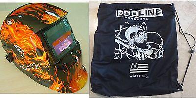 Xdhbag Pro Solar Auto Darkening Welding Helmet Grinding Whood Bag Xdhbag