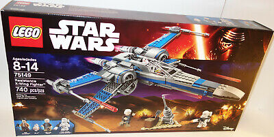 LEGO Star Wars 75149 X-Wing Resistance Fighter set - New Factory Sealed- retired