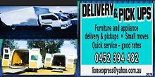 DELIVERY-PICK UPS AND MOVING (EFTPOS AVAILABLE) Bunbury Bunbury Area Preview
