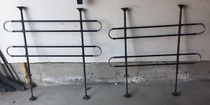 TWO (2) Dog gate / barrier / divider for Car / SUV / vehicle