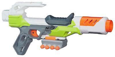 Nerf Modulus IonFire Blaster 4 Darts 8+ Years - Argos eBay