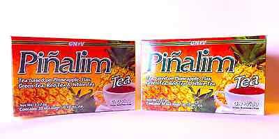 Pinalim Te De Pina Gn Vida  Pinalim Tea  Pi Alim Te 2 Boxes