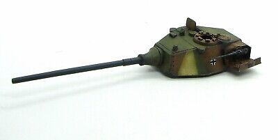 72089 Tiger II Ausf. C Turm mit 105mm l-68 Flak 1/72 Resin Conversion Umbau