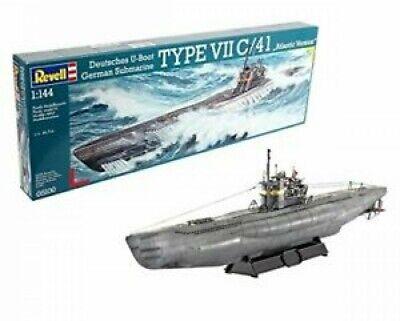 Germany level 1/144 U boat TypeVIIC / 41 05100 Plastic RV05100 5889332845252