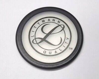 3m Littman Stethoscope Classic Iii Integrated Rim Diaphragm 33474 Black 45mm