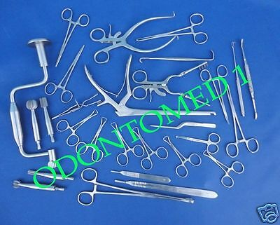 Neurosurgical-laminectomy Instrument Setns-02