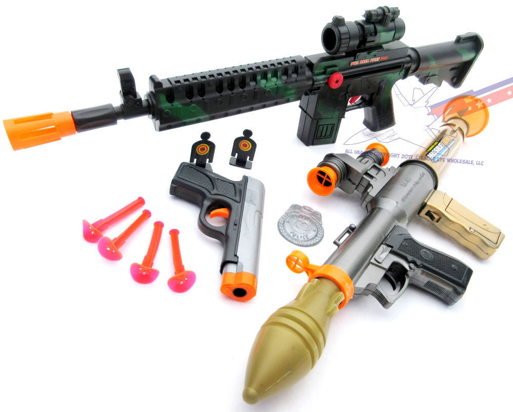 toy guns harmful to development of Toy soldiers is a 1991 action film that focuses on a group of mostly problematic, non-disciplined students who have their prep school taken over by a group of colombian terrorists the terrorist leader, luis cali (andrew divoff.