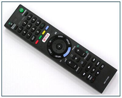 Ersatz Fernbedienung für SONY RMT-TX102D | RMTTX102D TV Remote Control / Neu (Sony Tv Remote Control)