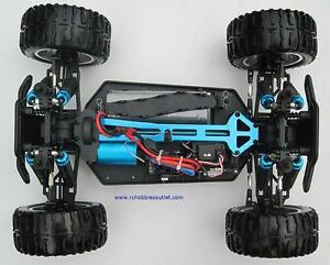 NEW RC MONSTER TRUCK  PRO BRUSHLESS ELECTRIC  1/10 Scale City of Toronto Toronto (GTA) image 3
