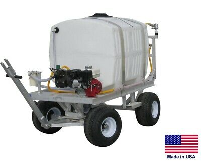 Sprayer Commercial - Trailer Mounted - 10 Gpm - 580 Psi - 200 Gallon Tank