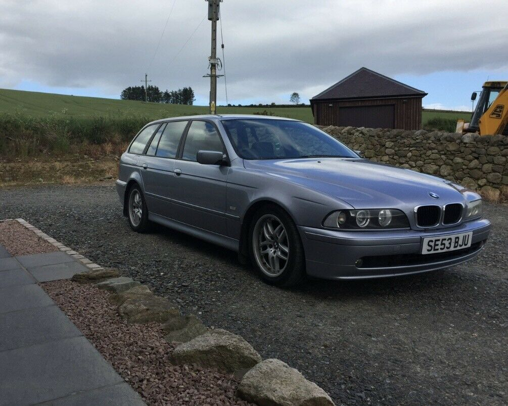 2003 BMW 525td Estate E39 | in Kingswells, Aberdeen | Gumtree