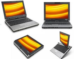 "70% Savings! Toshiba Portege M780 12.1"" Laptop PC i5-560M 2.67Ghz 250GB HDD 4GB RAM Win 7"