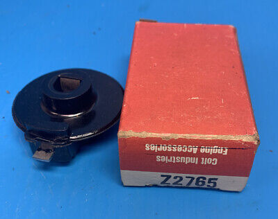 Nos Vintage Fairbanks-morse Magneto Distributor Rotor Z2765