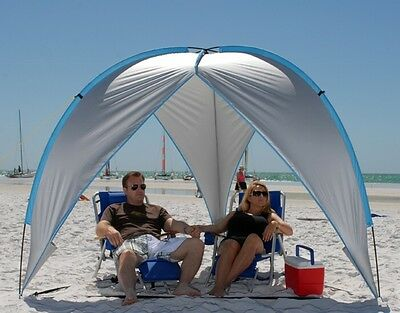 Abo Gear Junior Tripod Portable Collapsable Beach Camping Shelter Canopy Tent