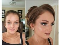 Fully Certified Bridal Hair & Makeup Artist for all occasions..