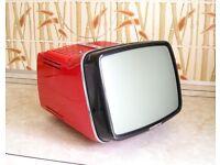 "Original retro 1964 Brionvega Algol 11"" TV - by Marco Zanuso & Richard Sapper."
