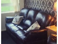 Brown Leather Couch Trade.