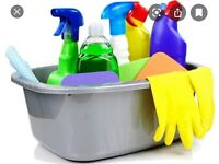 Cleaning slots available starting Weds 16th