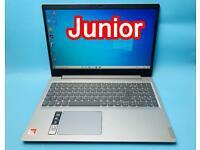 Lenovo Super Quick 8GB 128GB SSD Slimline Stylish HD Laptop, Microsoft office NEW & Warranty